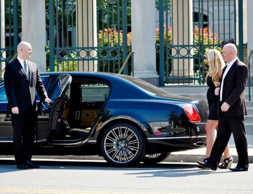An executive ride just for your luxurious traveling